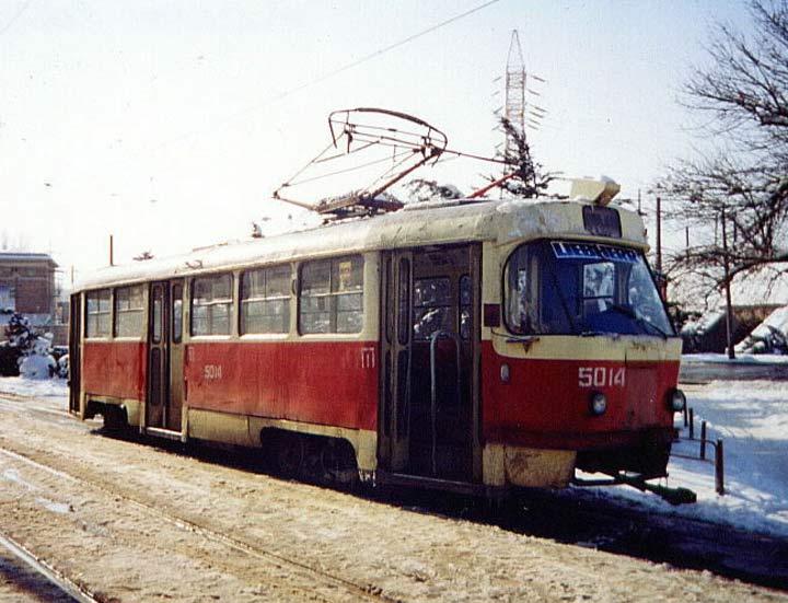 Безопасен ли одесский трамвай?