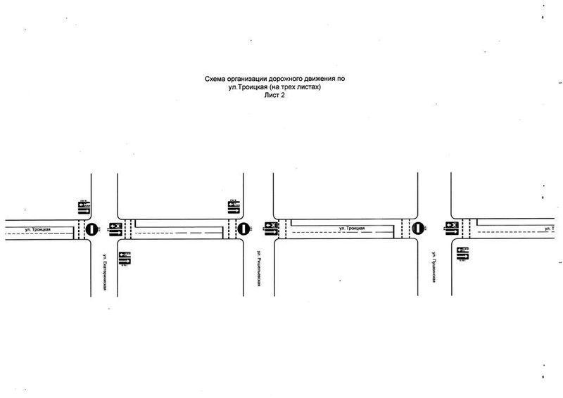 Схема движения Схема движения
