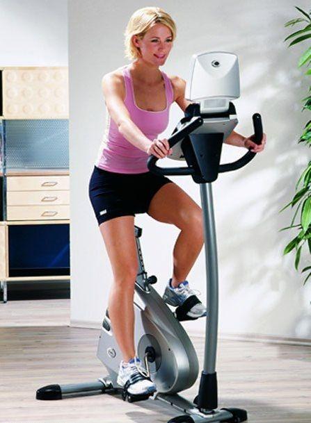 Как быстро похудеть с помощью велотренажера