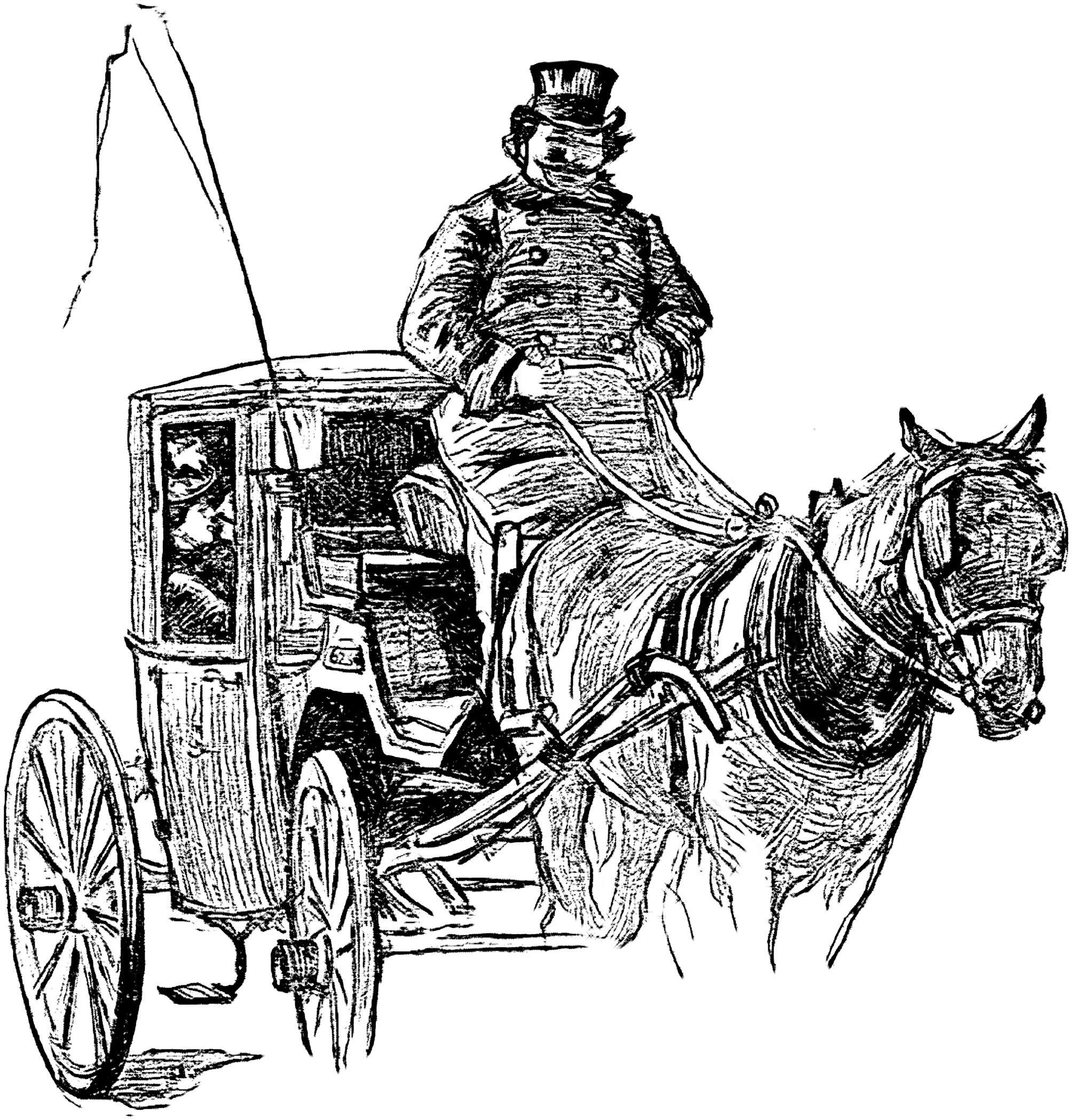 Легенды Одессы: Водители кобылы