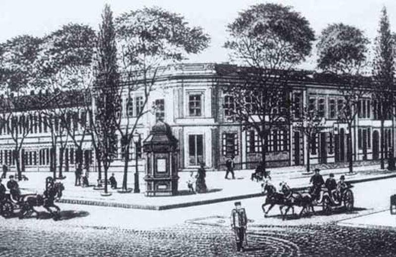 ришельевский лицей одесса 19 век