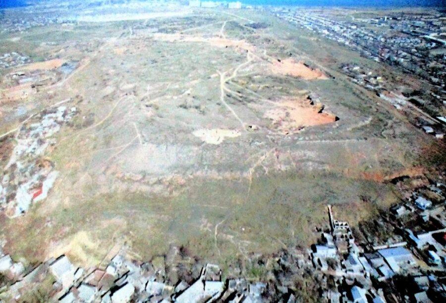жевахова гора одесса