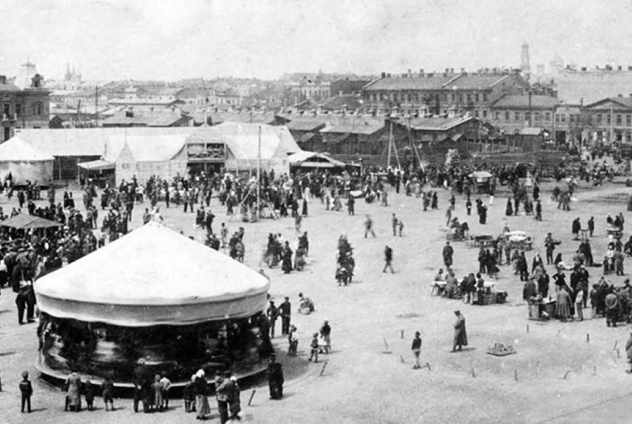 куликово поле одесса 19 век
