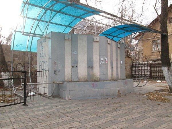 Живая вода: Начистоту об одесских бюветах