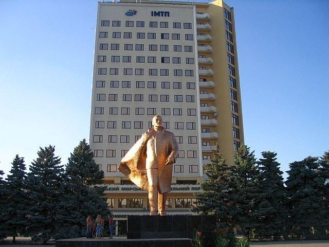 Ильичевск останется без Ленина