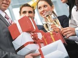 Бизнес-подарки к Новому году