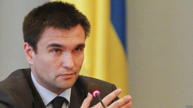 Украина не намерена воевать за Донбасс, – МИД