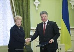 Литва согласилась поставлять Украине оружие