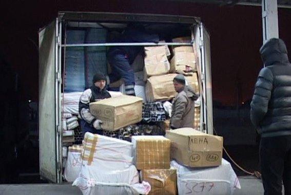 Одесские УБОПовцы разоблачили контрабандный канал перемещения товаров через таможенный пост (ФОТО, ВИДЕО)