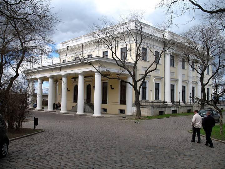 Кто строил Одессу?
