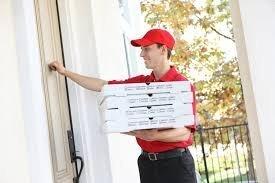 Немного о доставке еды