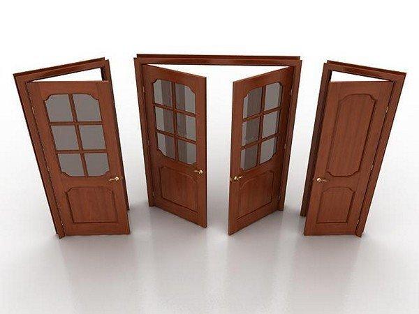 Разновидности дверей: преимущества и недостатки