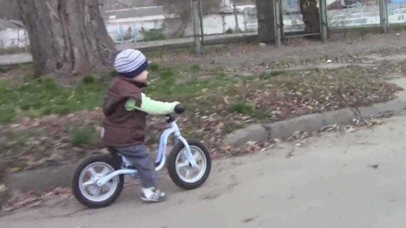 Велобег – то, что нужно активным малышам!
