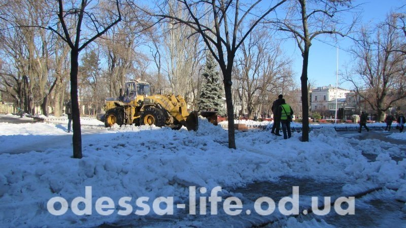 «Дорожная революция» в Одессе год спустя