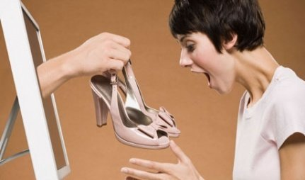 Как правильно выбрать обувь в Интернете