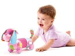 Интерактивные игрушки. Развиваем ребенка правильно