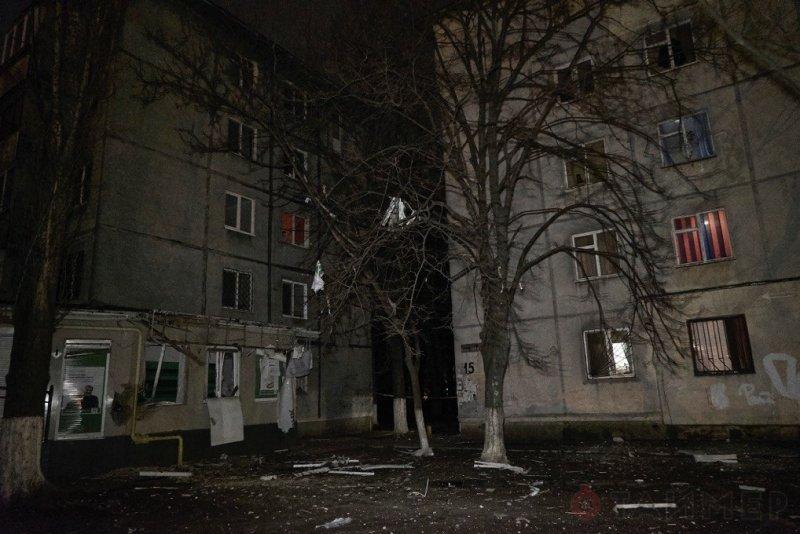 Одесские карнизы валятся — коммунальщики бездействуют