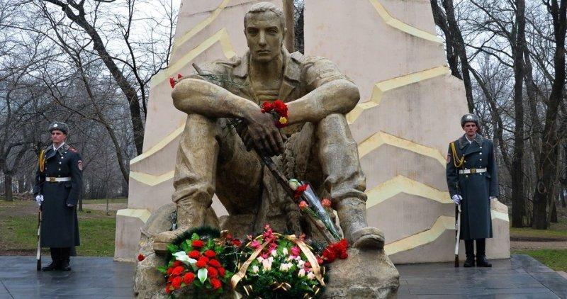 Одесса отметила годовщину вывода советских войск из Афганистана (ФОТО)