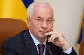 Военная прокуратура объявила подозрение Азарову
