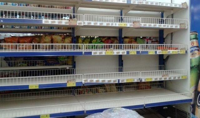 Стоит ли одесситам закупать продукты впрок?