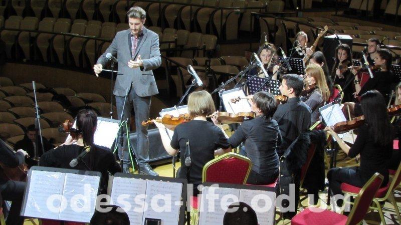 «Hardy Orchestra»: Эксперименты одесских музыкантов (ФОТО)