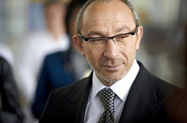 ГПУ объявила Геннадию Кернесу ряд подозрений