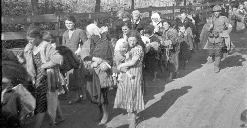 «820 дней в подземелье». История восьми спасенных евреев