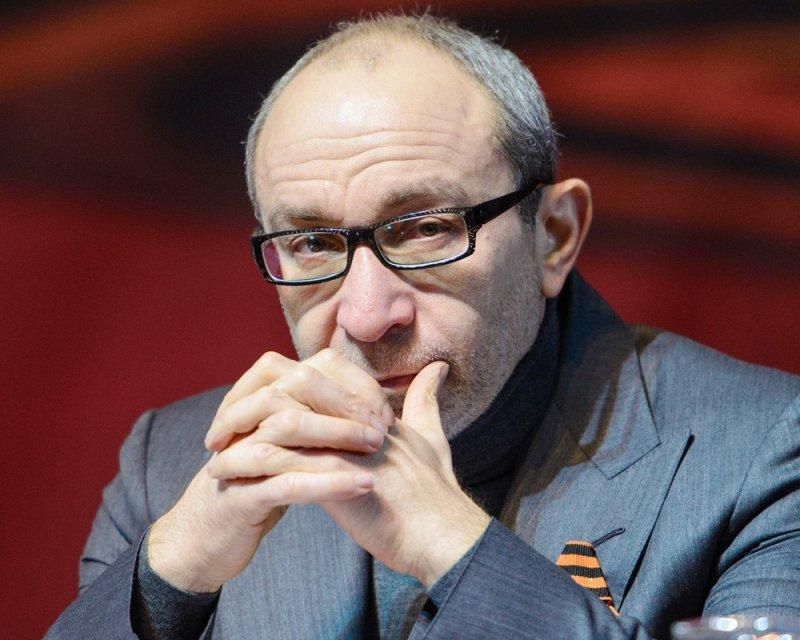 Дело Кернеса не будут рассматривать в Харькове