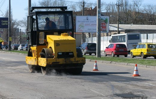 По каким одесским улицам сегодня будут пробки?