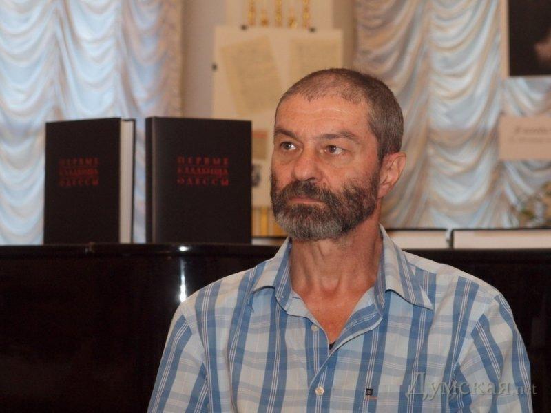 600-летие Одессы — выдумка, – Олег Губарь