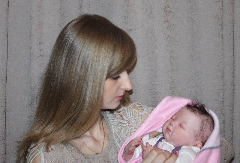 Почти как ребенок. В Одессе создают уникальных кукол (ФОТО)