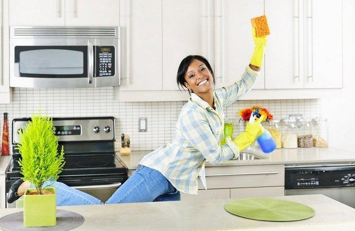 Эффективная уборка в доме. Стратегия настоящей хозяйки
