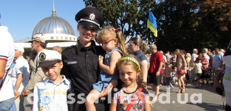 Полиция рулит! Пять вопросов о новой службе в Одессе (ФОТО)