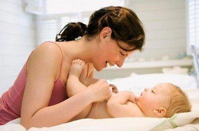 Как правильно делать массаж ребенку