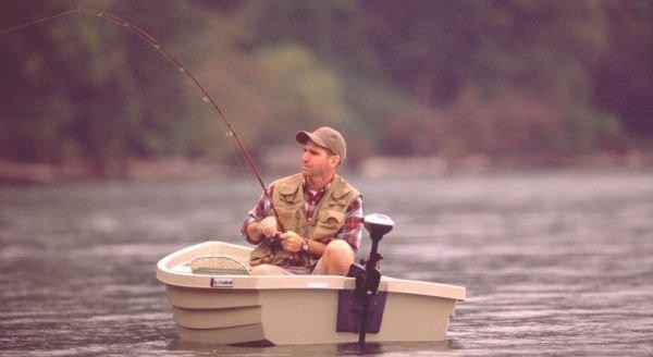 О лодочной рыбалке
