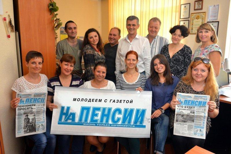 Известной украинской газете – 10 лет