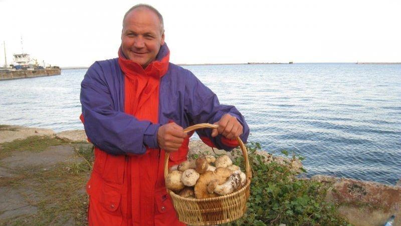 Откуда привозят грибы на рынки Одессы?