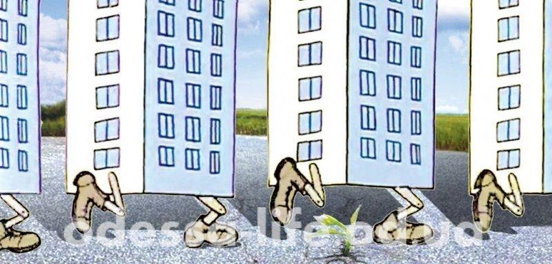 Почему массовая застройка Одессы превращается в разрушение города?