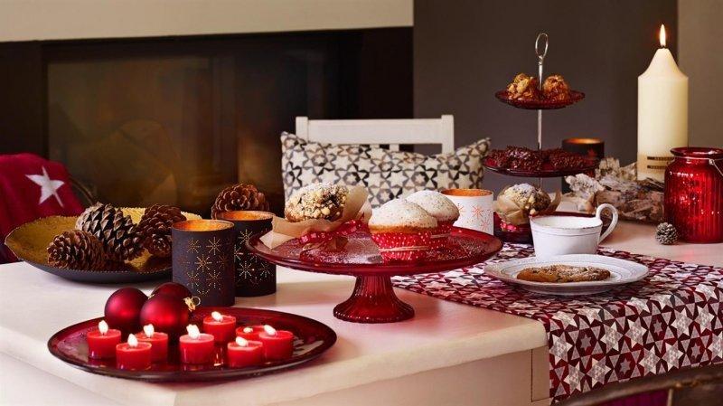Каким должен быть новогодний стол?