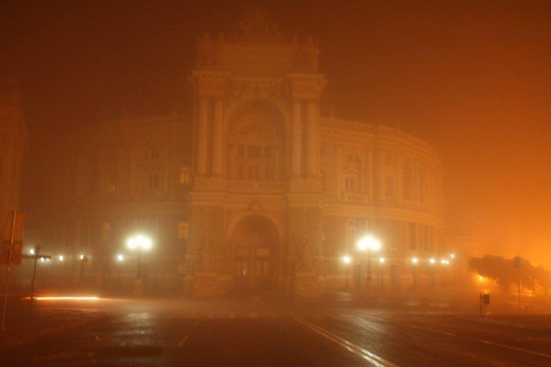 Вниманию одесских водителей: ожидаются туманы