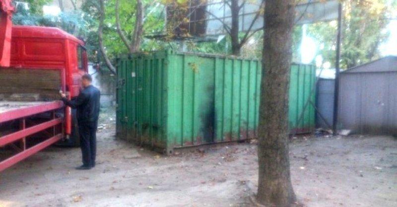 В Одессе будут выявлять незаконно работающие гаражи и стоянки