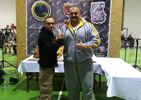 Полицейский из Одессы стал чемпионом мира по пауэрлифтингу (ФОТО)