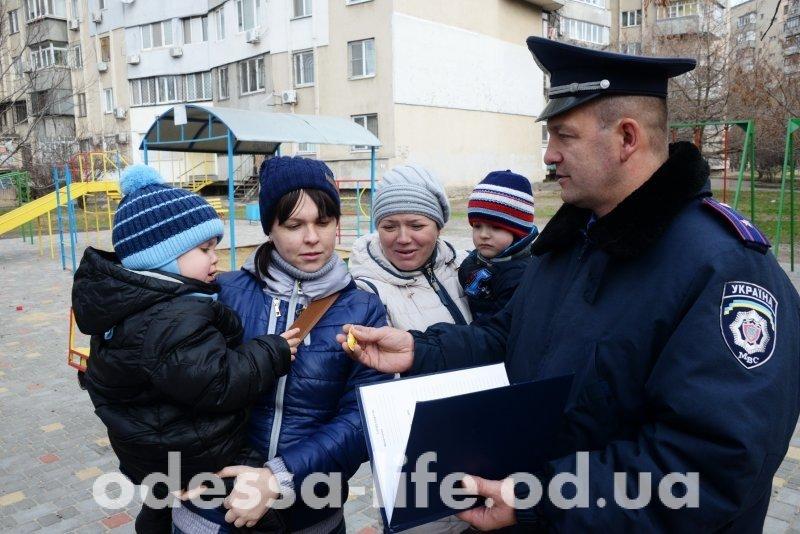 Шерифа вызывали? Прошлое, настоящее и будущее одесских участковых инспекторов