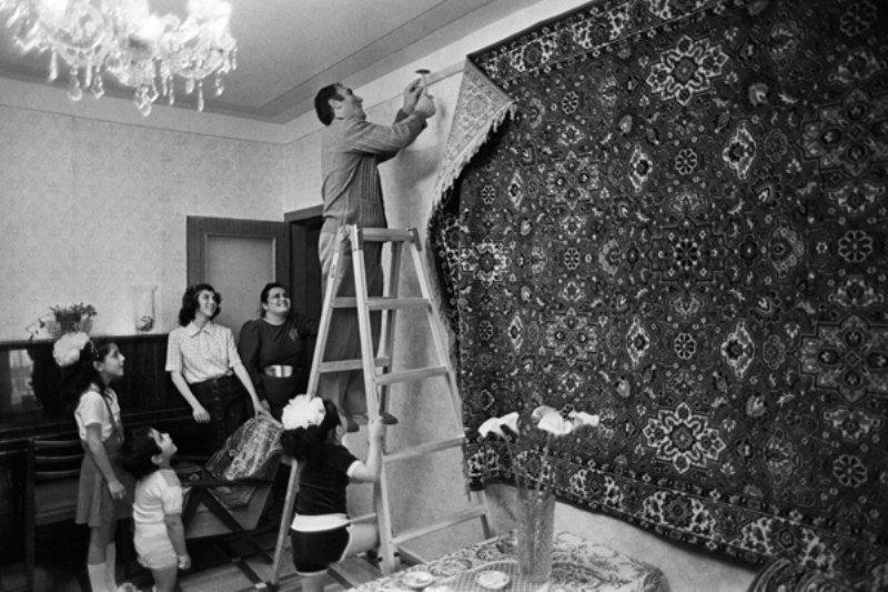Нужны ли в квартире ковры?