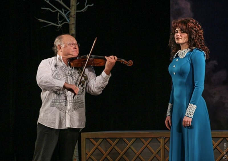 Фантазия для любви и скрипки