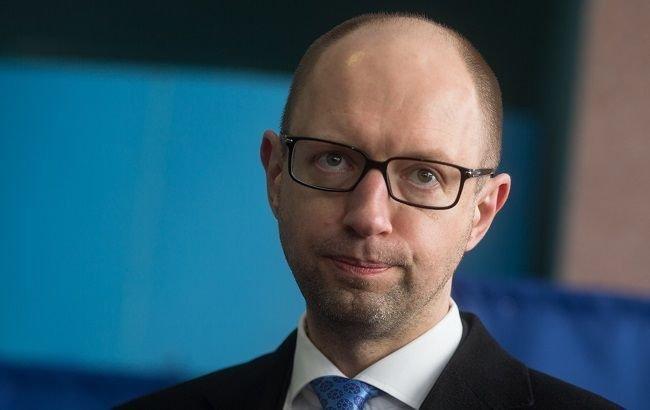 Факт переговоров об отставке Яценюка подтвердил Геращенко