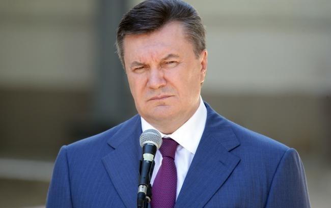 ЕС продлил санкции против Януковича и его чиновников
