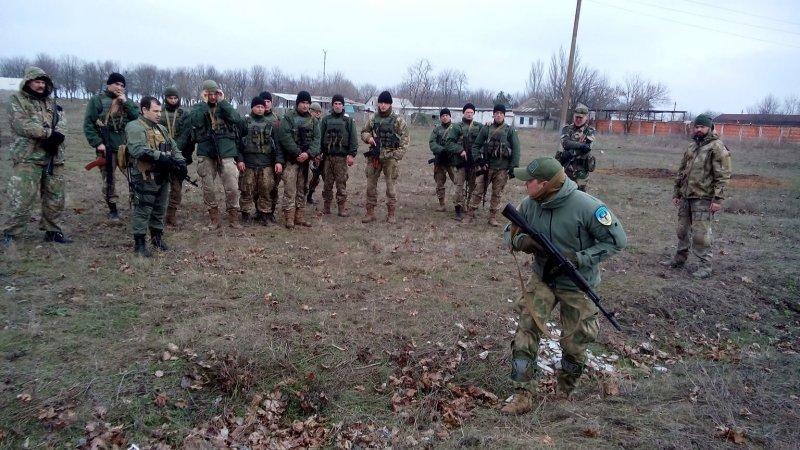 Одесские стрельцы: где в Одессе можно пройти курс военной подготовки?