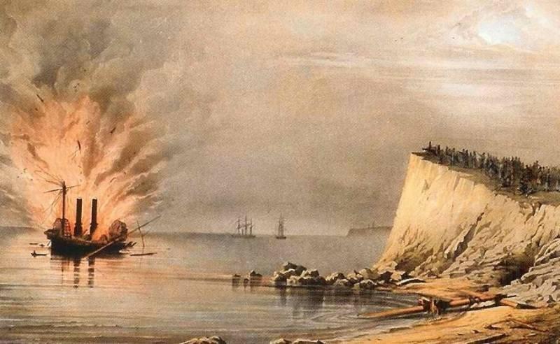Заблудившийся фрегат: как одесситы в плен «Тигра» брали - Одесская Жизнь