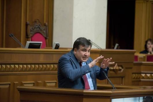 Выступление одесского губернатора в ВР: Вы можете представить себе украинских политиков в шортах на пляже? (ВИДЕО)